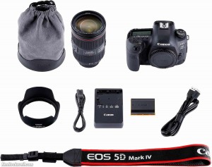 canon 5d mark4 full set